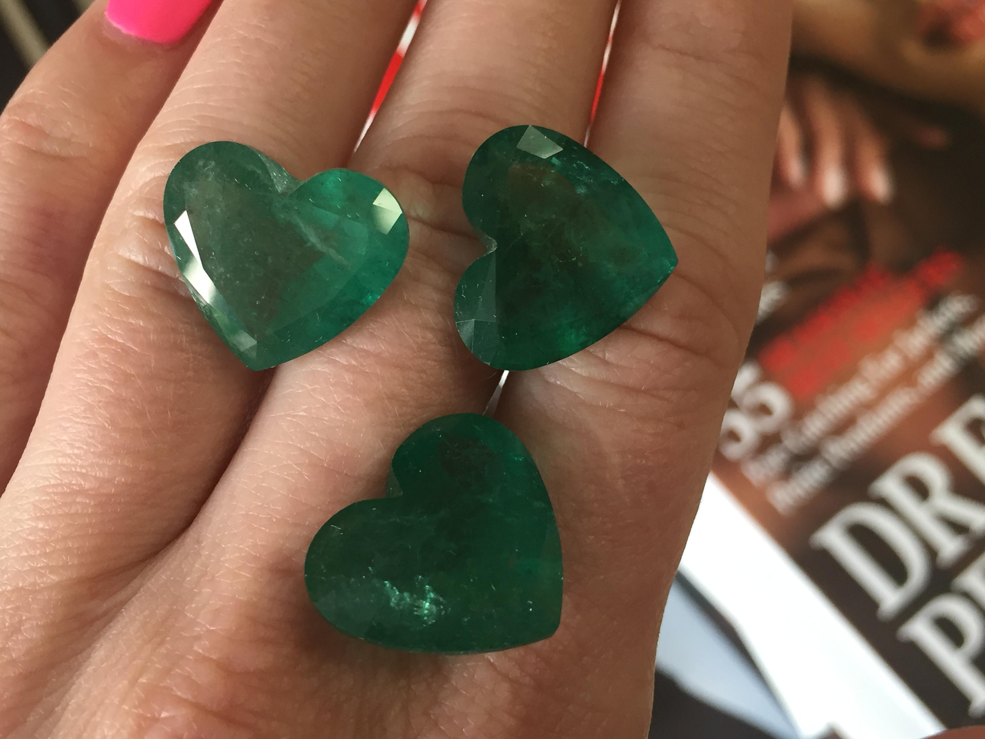 Rare Emeralds