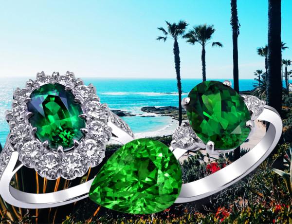 garnet gemstone jewelry