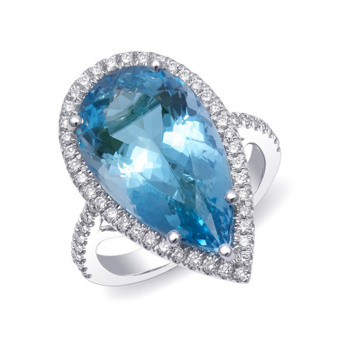 right aquamarine jewelry