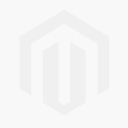 Natural Emerald 0.17 carats set with black enamel in 14K White Gold Ring with 0.18 carats Diamonds