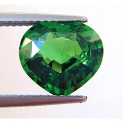 Heart shaped gems